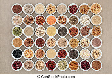 Vegan Superfood Collection - Vegan high protein dried...