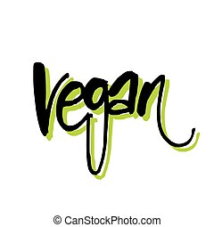 vegan_lettering_template