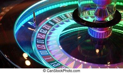 vegas, algorithm, parier, symbole, danger, aléatoire, table, noir, roue roulette, rouges, chance., francais, las, usa., rotation, jouer, risque, argent, style, jeu, secteurs, jeux & paris, amusement
