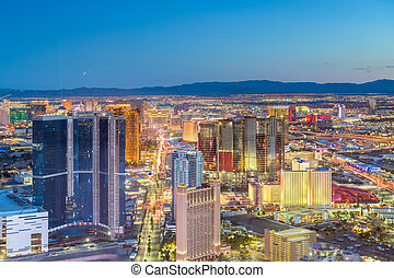 vegas, horizon, nevada, usa, las