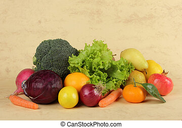 Vegetable and Fruit