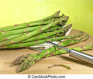 vegetable - asparagus