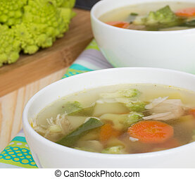 Vegetable healthy soup
