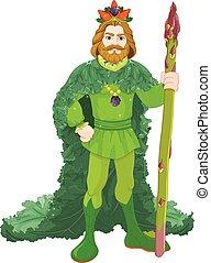 Vegetable King