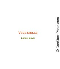 Vegetables banner autumn harvest Vector. Realistic pumpkin, eggplant and tomatoes. Fall Season illustrations