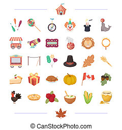vegetables, cooking, nature and other web icon in cartoon style. games, clownery, price, icons in set collection.
