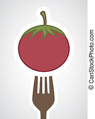 Vegetables design