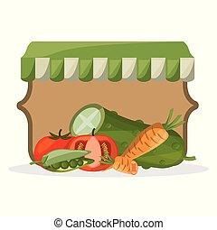 vegetables farming fresh organic image