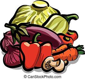 vegetables for nutrition