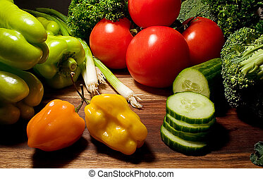 Vegetables - Fresh vegetables