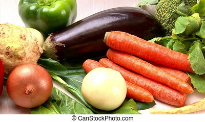 Vegetables, healthy food