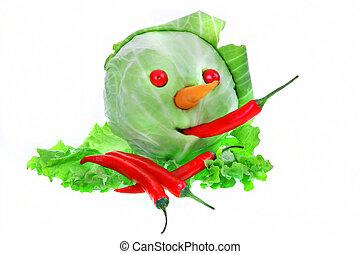 Vegetables joke