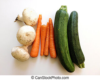 vegetables to eat