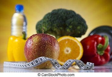 vegetal, fruta, condicão física