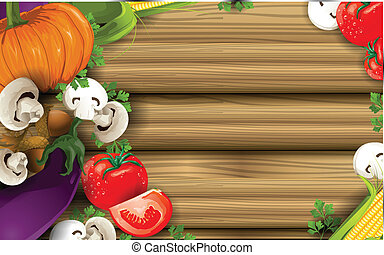 vegetal, plano de fondo
