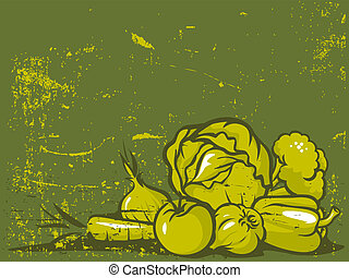 vegetal, vindima, experiência verde