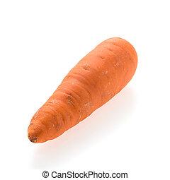 vegetal, zanahoria