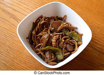 vegetarian asian food
