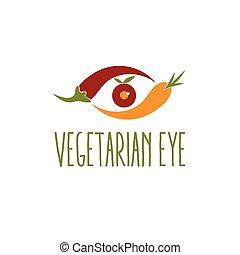 vegetarian eye