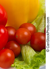 vegetarian healthy diet, Fresh vegetables