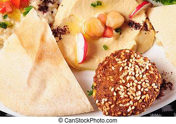 Vegetarian snack - Vegetarian food