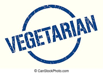 vegetarian stamp