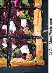 Vegetarian Tart Recipe