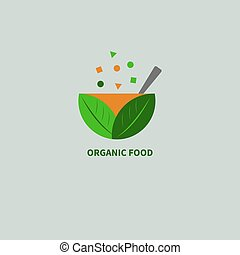 Vegetarian, vegan food