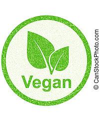 vegetariano, selo