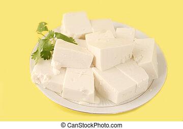 vegetariano, tofu