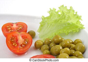 vegetarisk mad