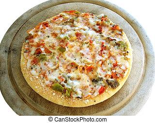veggie pizza 1