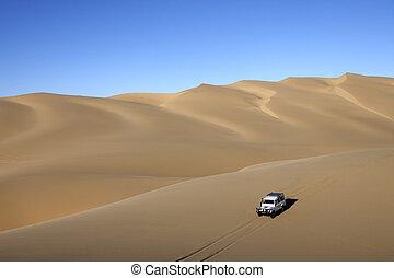 Namib Desert of Namibia