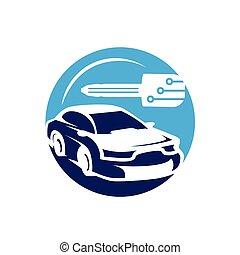 vehicle locksmith illustration