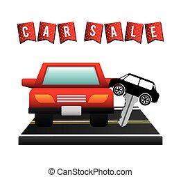 vehicular trade design, vector illustration eps10 graphic