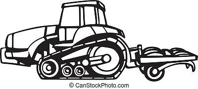 veicoli, agricoltura