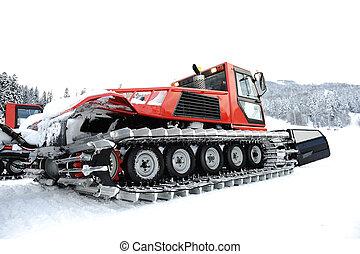 veicolo neve