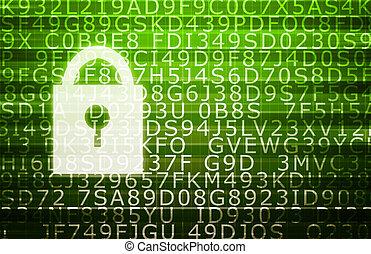 veiligheid, data