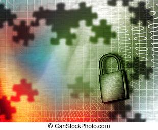 veiligheid, elektronisch