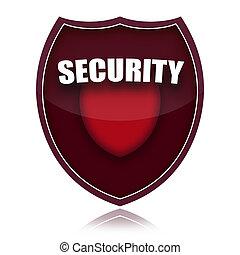 veiligheid, schild