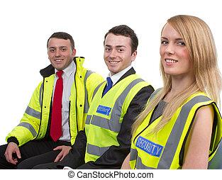 veiligheid, team