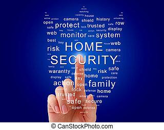 veiligheid, thuis