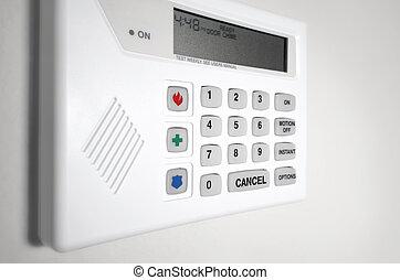 veiligheidssysteem, thuis