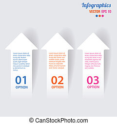 vektor, ábra, alapismeretek, infographics