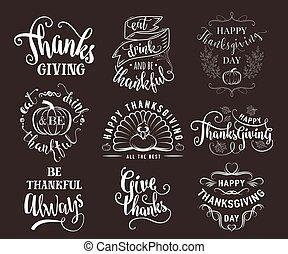 vektor, ábra, közül, ősz, kiárusítás, évszaki, transzparens, tervezés