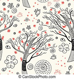 vektor black trees
