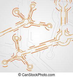 vektor, eps10, form, abbildung, hintergrund, brett, ...
