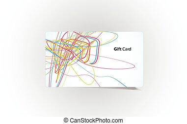 vektor, gefärbt, geschaeftswelt, card.