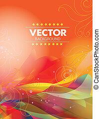 vektor, hintergrund
