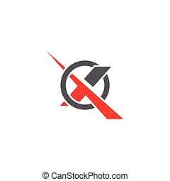 vektor, ismeretlen mennyiség, ikon, jel, tervezés, ábra